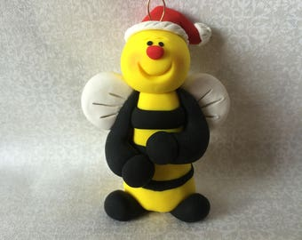 Bumble Bee The Christmas Ornament