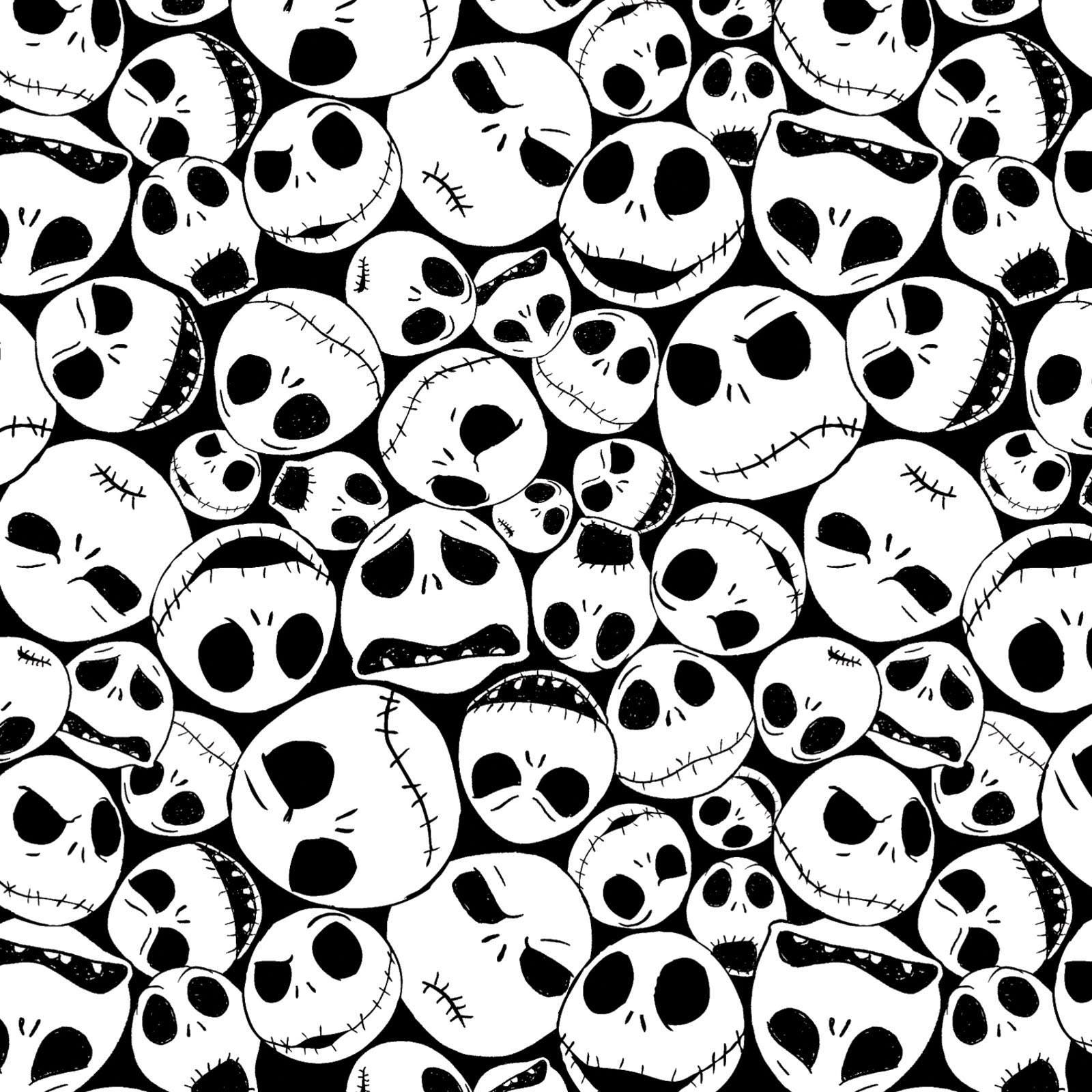 Nightmare Before Christmas Fabric For Sale