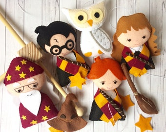 Harry Potter Mobile Baby Crib Mobile Harry Potter Nursery