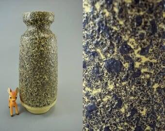 Vintage vase made by Haldensleben / 3040 / Fat Lava | Eest German Pottery | 60s