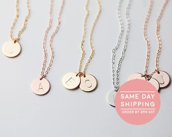 personalized necklace for mom bridal shower gifts for mom Mother gift mother of the bride gift maid of honor gift - CN
