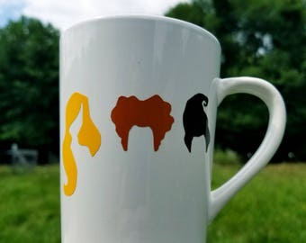 Hocus Pocus Mug*Halloween Mug*Sanderson Sisters*Sanderson Sisters Mug*Hocus Pocus*Halloween Hocus Pocus*