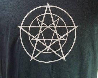 Men's Double Pentacle T-Shirt