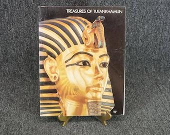 Treasure Of Tutankhamun Softcover C. 1976