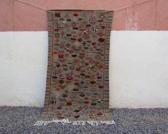 moroccan rug berber area rug moroccan rugs morocco rug berber carpet area rug tribal rug 3X6
