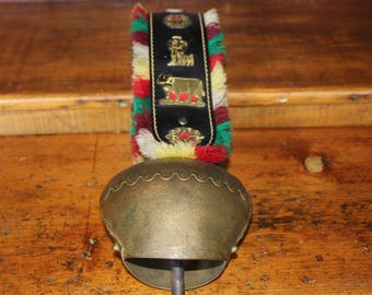 Vintage Swiss Glocken Style Cowbell