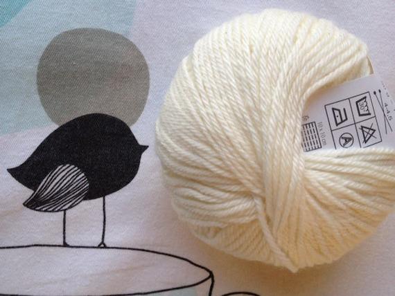 Ecru - Fonty SPORTNYL wool
