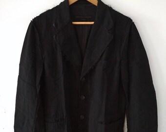 Rare Vintage Comme des Garcons Homme Coat Jacket Size S