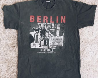 90's Berlin The Wall Tee