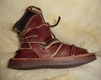 Granada Brown and chocolate in size 35