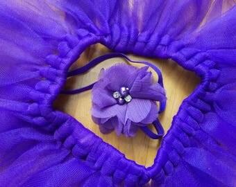 Blue basic baby tutu, purple tutu, basic tutu, handmade tutu, pink  tutu, baby tutu, 9M tutu, 12M tutu, purple tutu, tutu, girls tutu