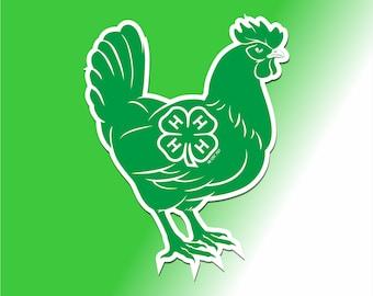 4-H Chicken