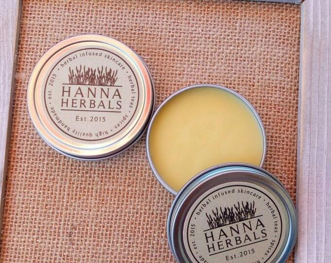 Featured listing image: Citrus Garden - lavender - geranium - vanilla - bergamot - rose - solid perfume - essential oil perfume