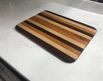 Wooden Cutting Board - Walnut / Cherry / Maple