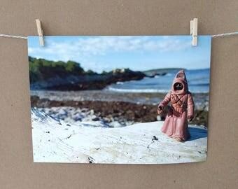 Jawa Photo Print, Beach Vacation