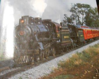Book- The Great Railroads of North America