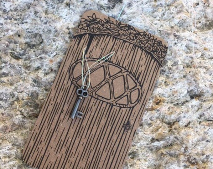 Gate Seeker Magical Key Necklace