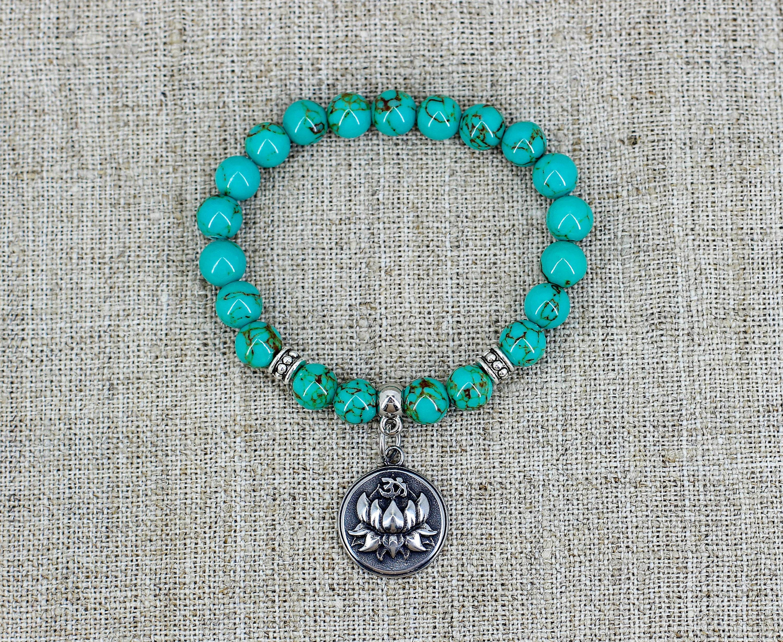 Pregnancy gift idea for women gift for sister gift yoga bracelet pregnancy gift idea for women gift for sister gift yoga bracelet spiritual izmirmasajfo Images