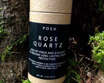 ROSE QUARTZ Organic Sustainable Deodorant