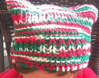 Adorable 'Animal Ears' Baby Hat!