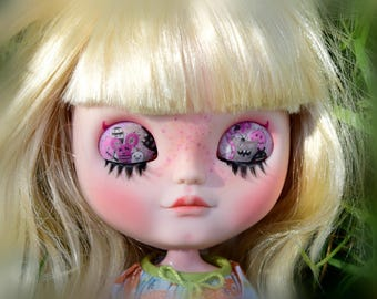 "OOAK Blythe Doll Custom #39 ""Nellie"" by Ginas.Doll.ART – lay aways / payment plan accepted"