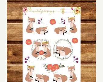 50% OFF WOODLAND Icons Stickers
