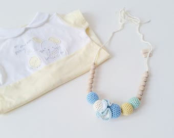 """Lactating necklace """"New baby"""""""