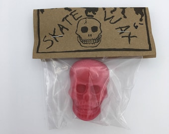 Skeleton Skull Skate Skateboard Wax ghoul monster