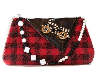 Varoom - Hand Made Purse from Purses By Pochette