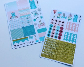 Mini Happy Planner Weekly Kit Cosy Planner
