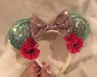 Moana Tafiti Disney Ears