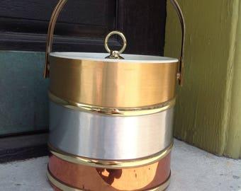 Ice bucket bottle chiller shelton-ware