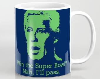 Pete Carroll I'll Pass - 11 oz or 15 oz Ceramic Mug