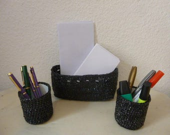 Accessories - empty pots Pocket pencil - K7 Video Collection