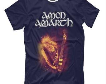 Man's T-shirt - Amon Amarth - Ted Lundström - #ts197