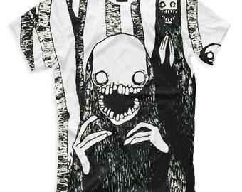 Man's T-shirt - Halloween - Horror - #ts540