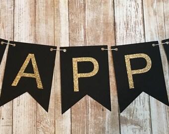 Birthday banners | Etsy