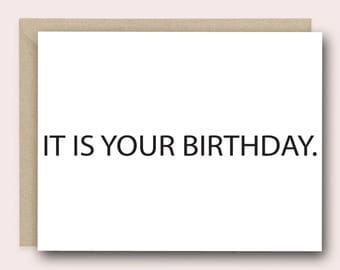 Birthday Card | Funny Birthday Card | Birthday Card Friend | Birthday Card Funny | Rude Birthday Card | Funny Greeting Cards | Card For Her