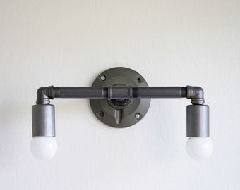 Industrial style wall sconce light Fixture, industrial style Edison lamp, wall sconce  light