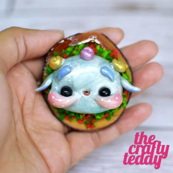 Henry the Happy Monster (Pin)