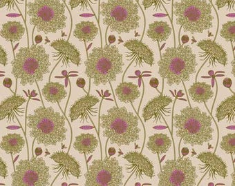 Sweet Dreams- Lacey- Moss- Anna Maria Horner- Free Spirit/Westminster Fabrics