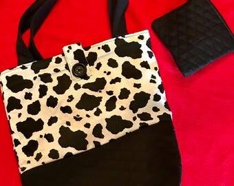 Handbag and set