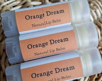 Orange Dream Lip Balm