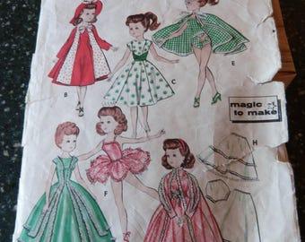 Vintage Butterick pattern 8354