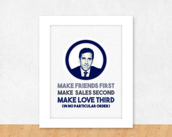 Philosophy Print The Office Print The Office TV Show TV