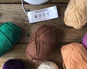 DESTASH SALE // Cotton Yarns