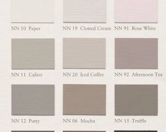 Painting the past - furniture color matte 0, 75 l - new neutrals