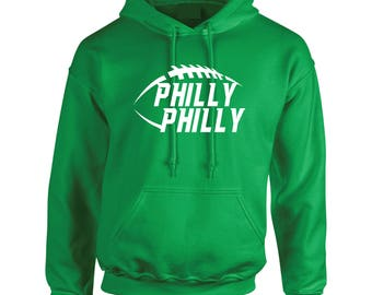 Philly Philly Football Hoodie