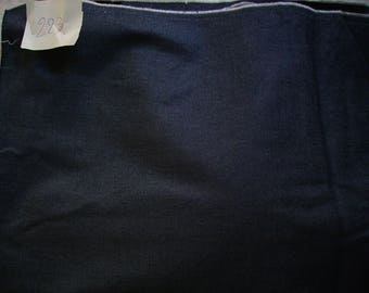 NO. 223 FABRIC LYCRA DENIM BLUE