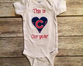 CLEARANCE This is our year bodysuit